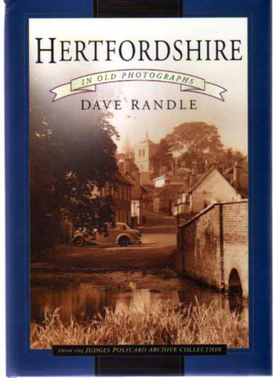 Image for Hertfordshire in Old Photographs