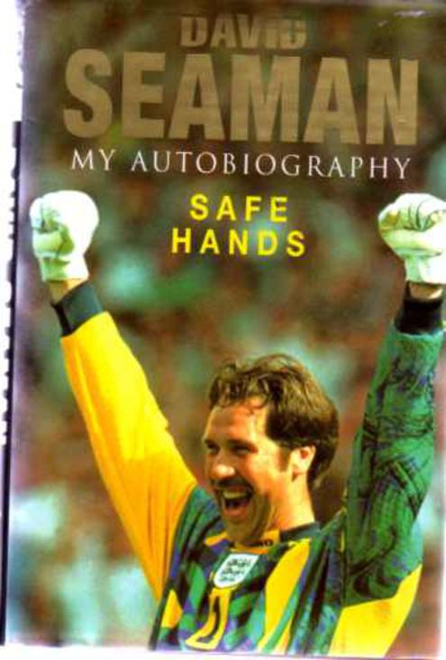 Image for Safe Hands : My Autobiography