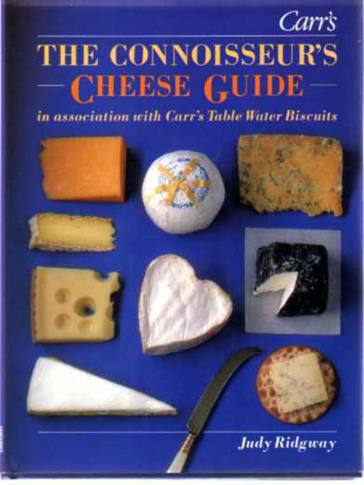 Image for The Carr's Connoisseur's Cheese Guide