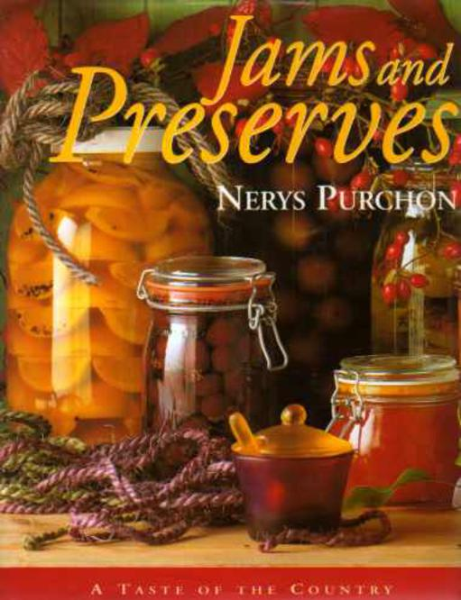 Image for Taste of Country : Jams and Preserves, DTD Edtion