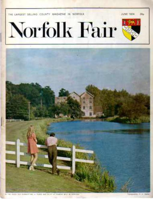 Image for Norfolk Fair - the County Magazine  June 1974