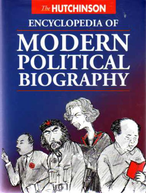 Image for Hutchinson Encyclopedia of Modern Political Biography