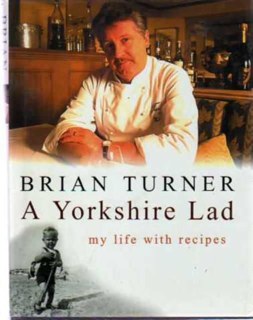 Image for A Yorkshire Lad : My Life with Recipes