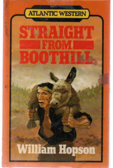 Image for Straight from Boothill