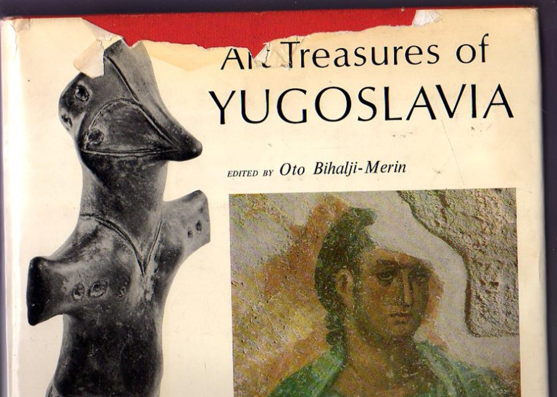 Image for Art Treasures of Yugoslavia