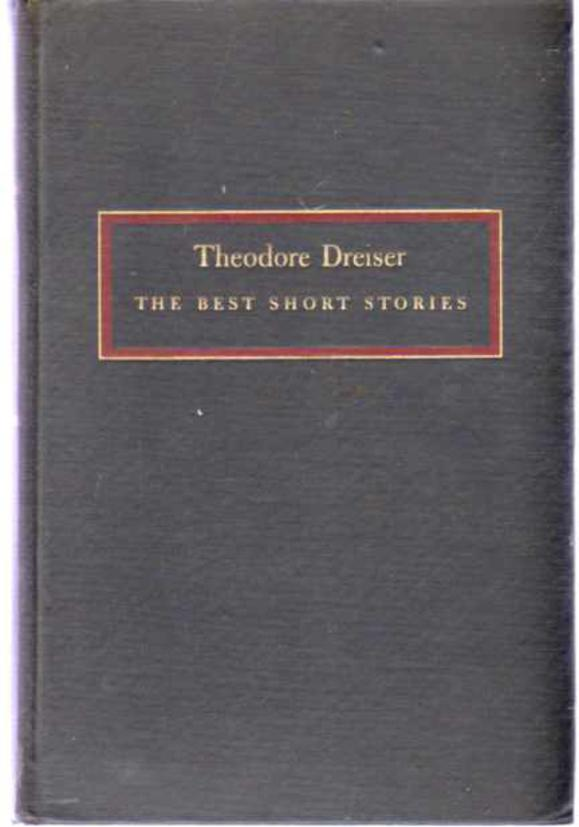 Image for The Best Short Stories of Theodore Dreiser