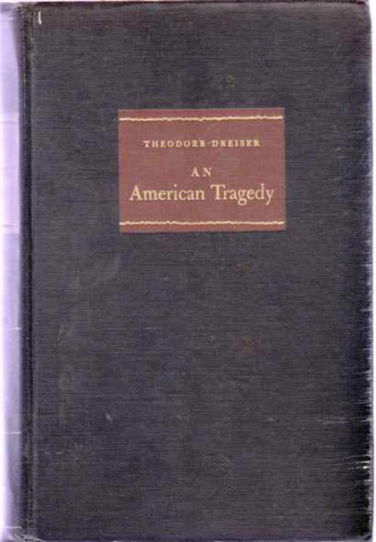 Image for An American Tragedy - Two Volumes in One