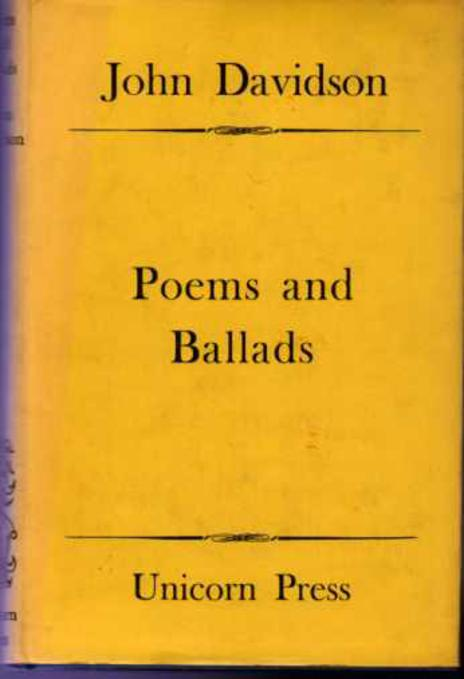 Image for Poems And Ballads