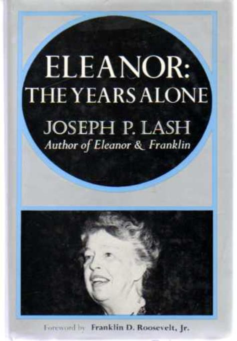 Image for Eleanor, the Years Alone: Eleanor Roosevelt