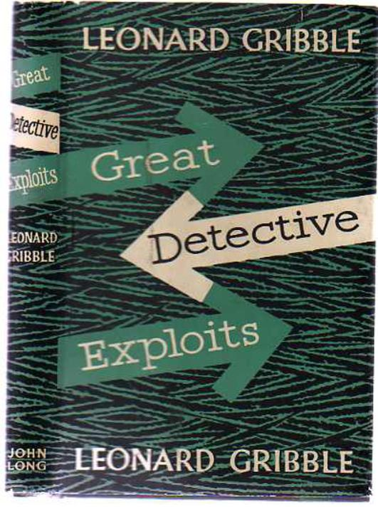 Image for Great Detective Exploits