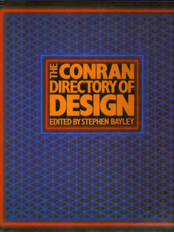 Image for The Conran Directory of Design
