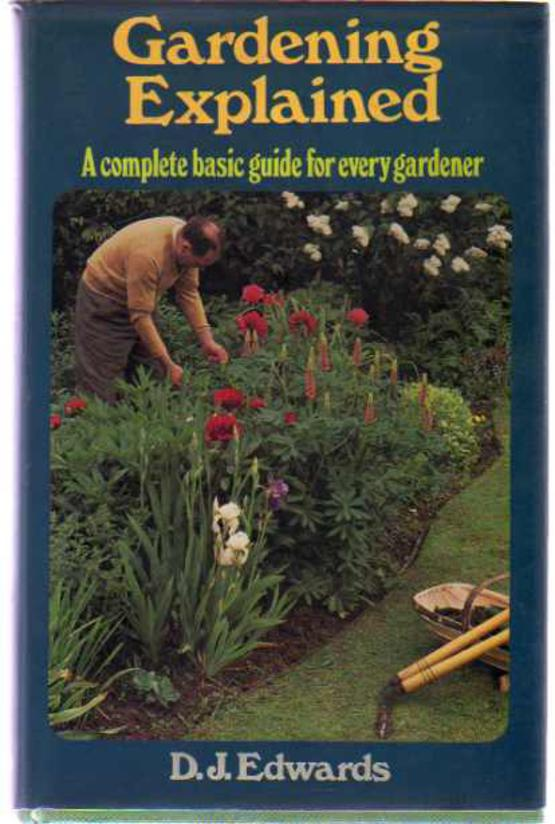 Image for Gardening Explained