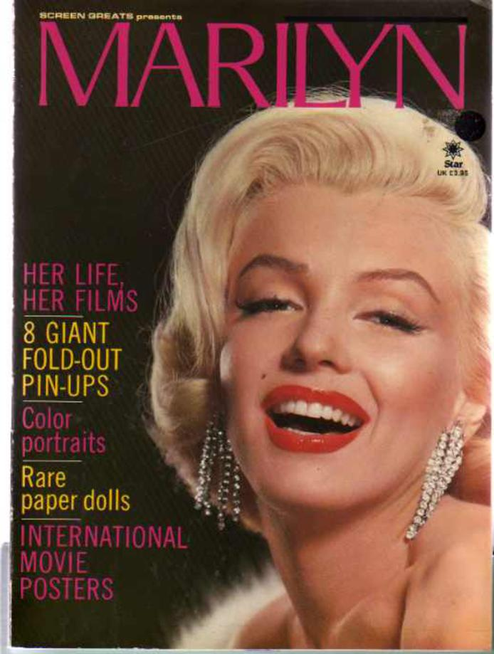 Image for Screen Greats Presents Marilyn