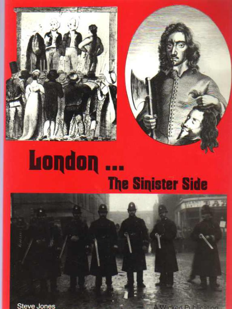 Image for London : The Sinister Side