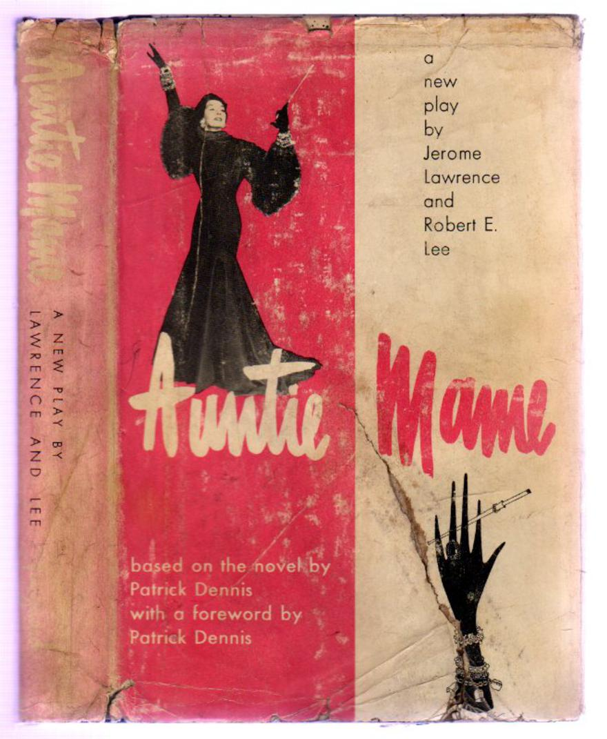 Image for Auntie Mame, a New Play based on the novel by Patrick Dennis - SIGNED COPY