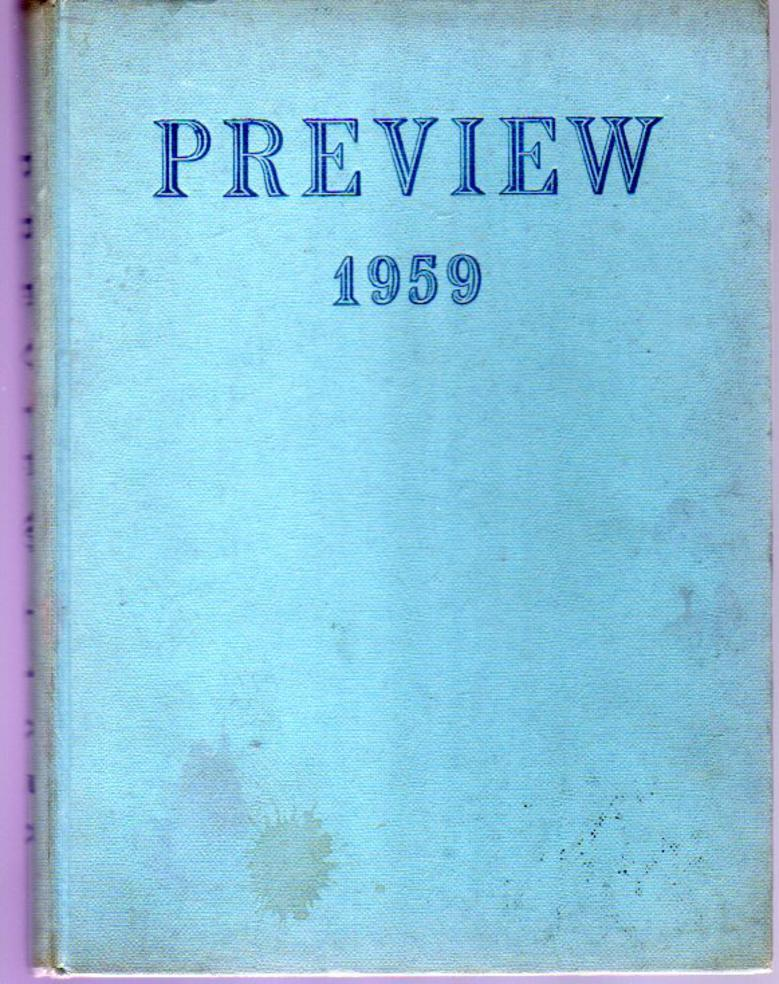 Image for Preview 1959 : Hollywood - London