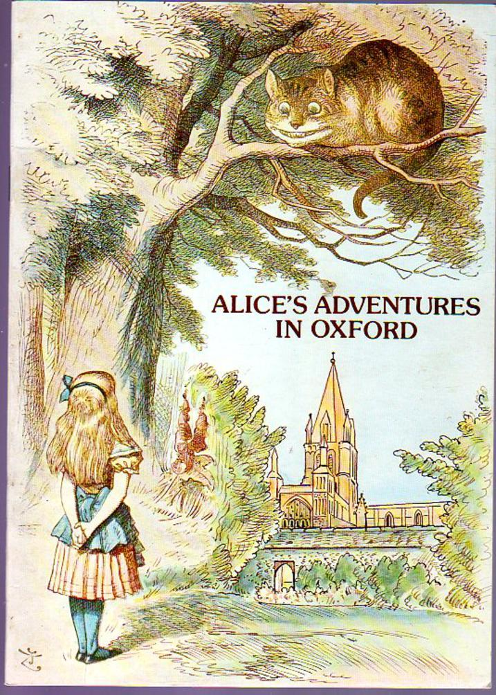 Image for Alice's Adventures in Oxford