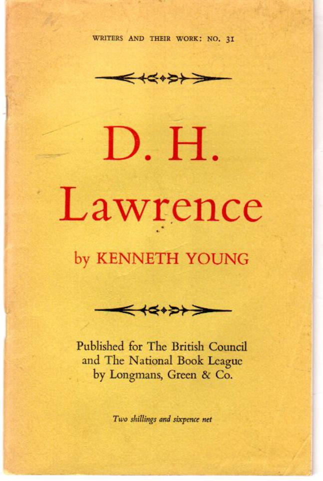 Image for D.H. Lawrence