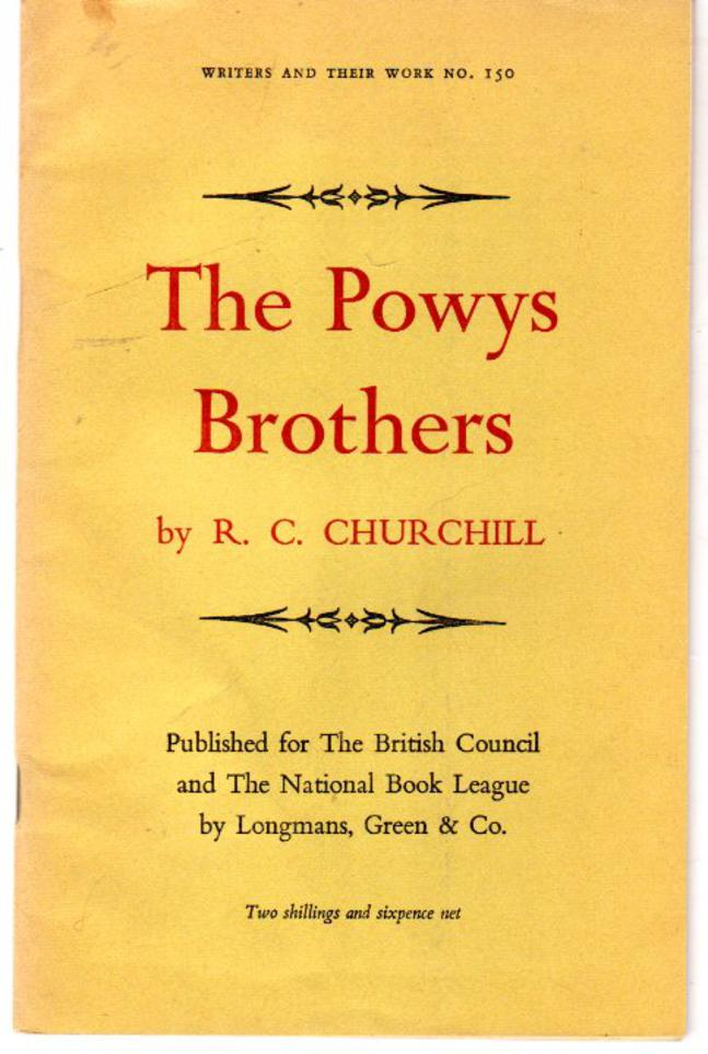 Image for The Powys Brothers