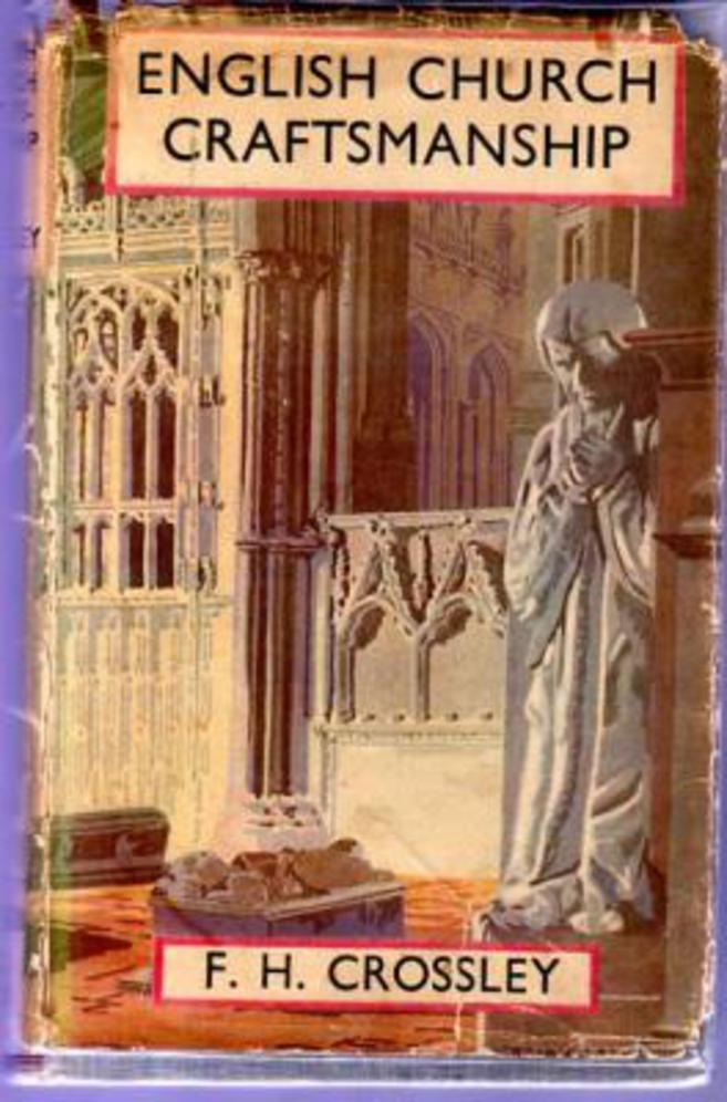 Image for English Church Craftmanship : An Introduction to the Work of the Mediaeval Period and some Account of Later Developments
