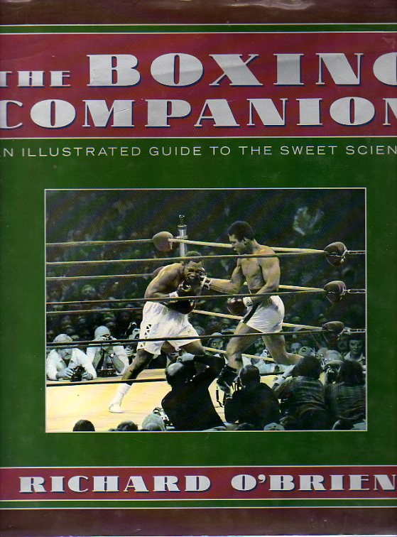 Image for The Boxing Companion: An Illustrated Guide to the Sweet Science