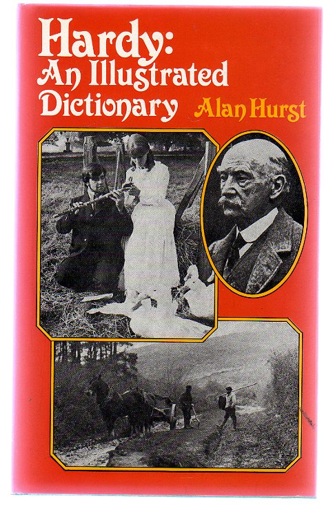Image for Hardy : An Illustrated Dictionary