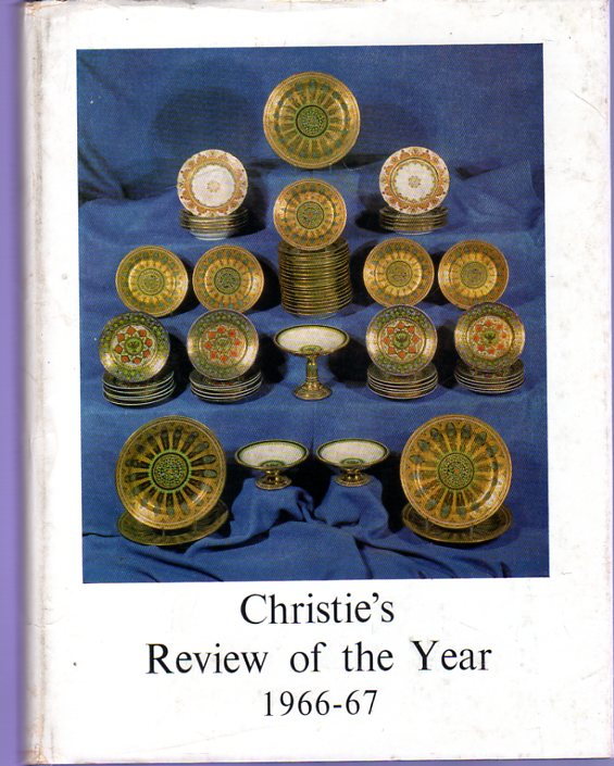 Image for Christie's Review of the Year October 1966-July 1967