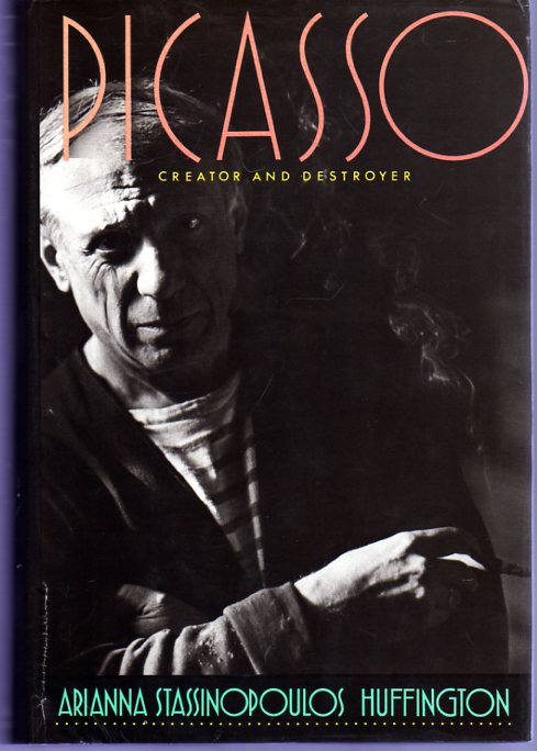 Image for Picasso : Creator and Destroyer