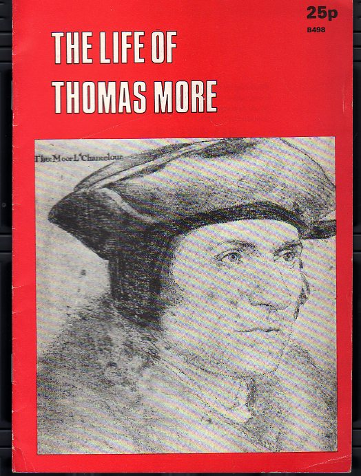 Image for The Life of Thomas More
