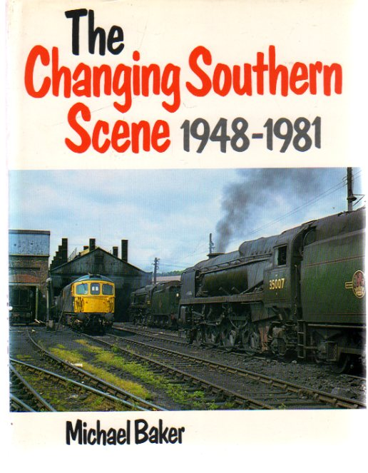 Image for The Changing Southern Scene 1948-1981