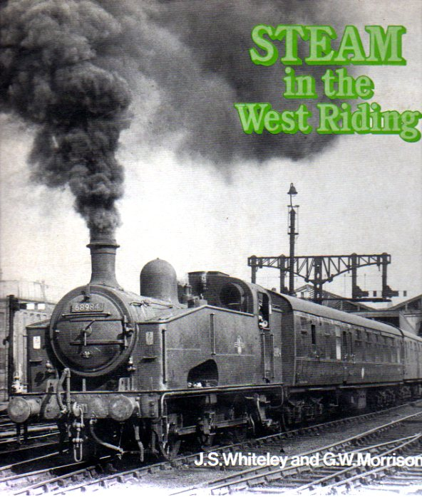 Image for Steam in the West Riding