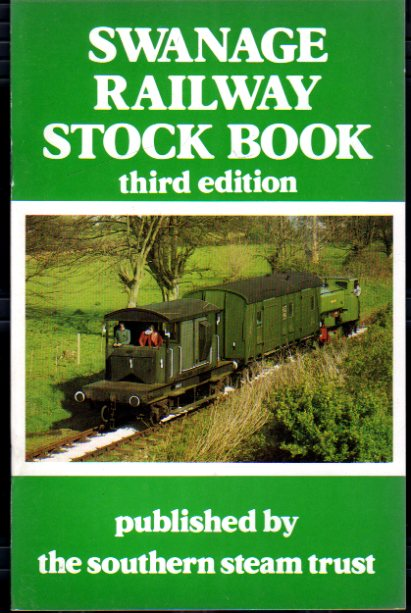 Image for Swanage Railway Stock Book