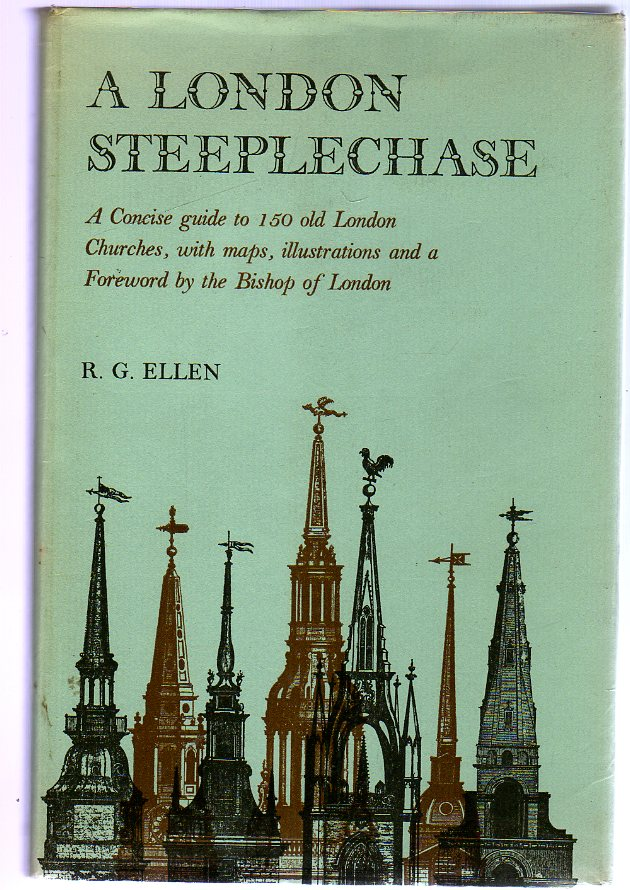 Image for A London Steeplechase