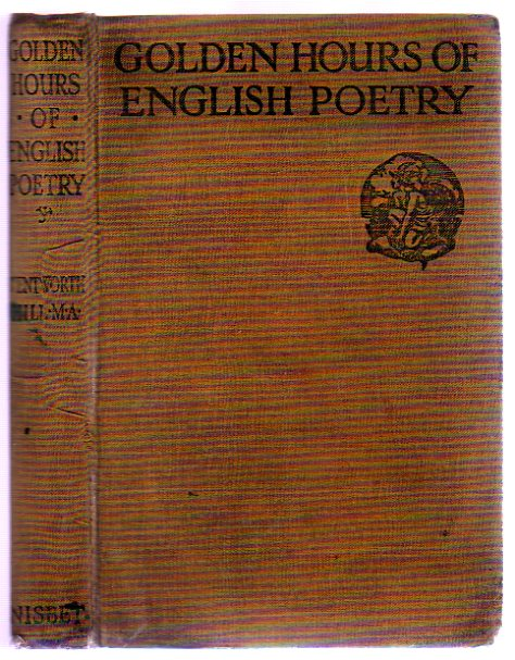Image for Golden Hours of English Poetry