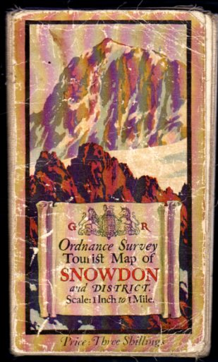 Image for Ordnance Survey Tourist Map of Snowdon and District