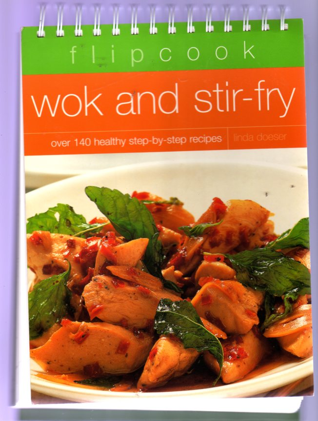 Image for Wok and Stir-Fry : Over 140 Healthy Step-by-Step Recipes
