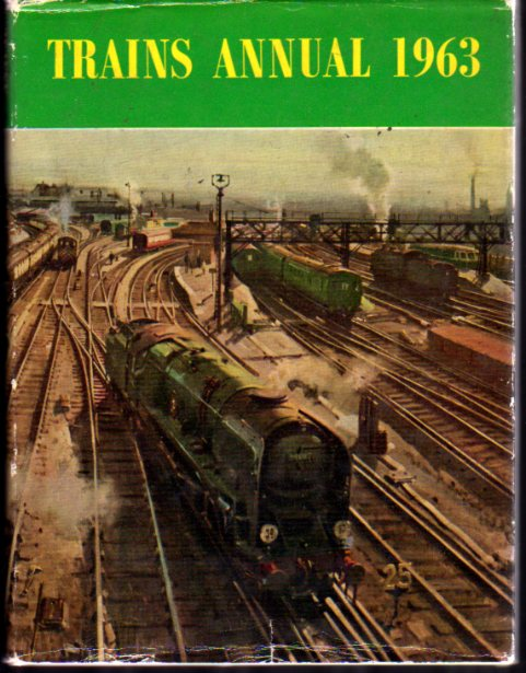Image for Trains Annual 1963