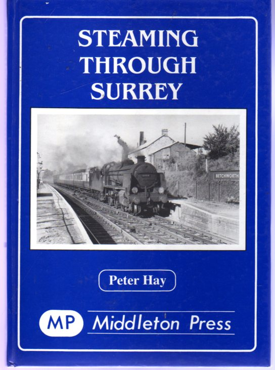 Image for Steaming Through Surrey