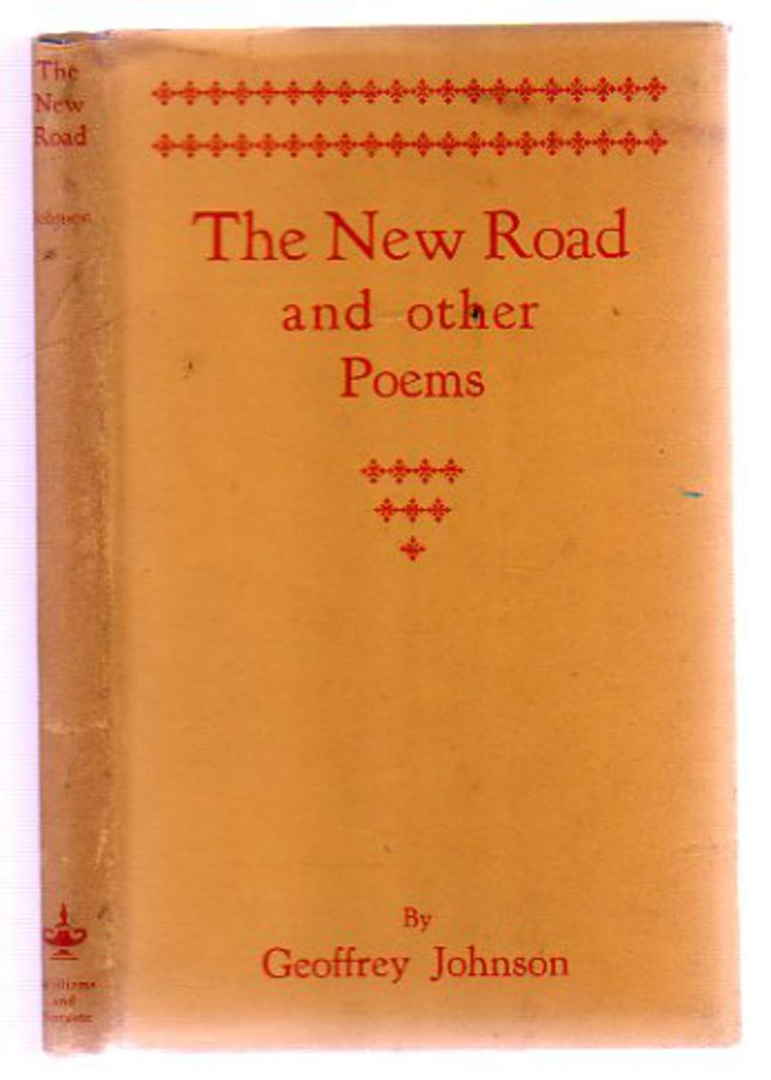 Image for The New Road : And Other Poems (SIGNED COPY)
