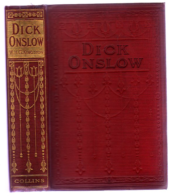 Image for The Adventures Of Dick Onslow Among the Redskins