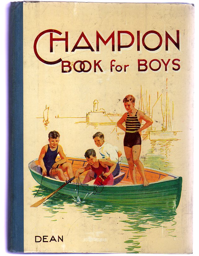 Image for Champion Book for Boys