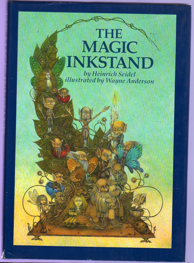Image for The Magic Inkstand and Other Stories