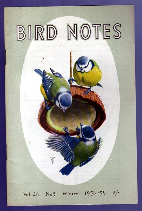 Image for Bird Notes Vol. 28 No 5 Winter 1958-59