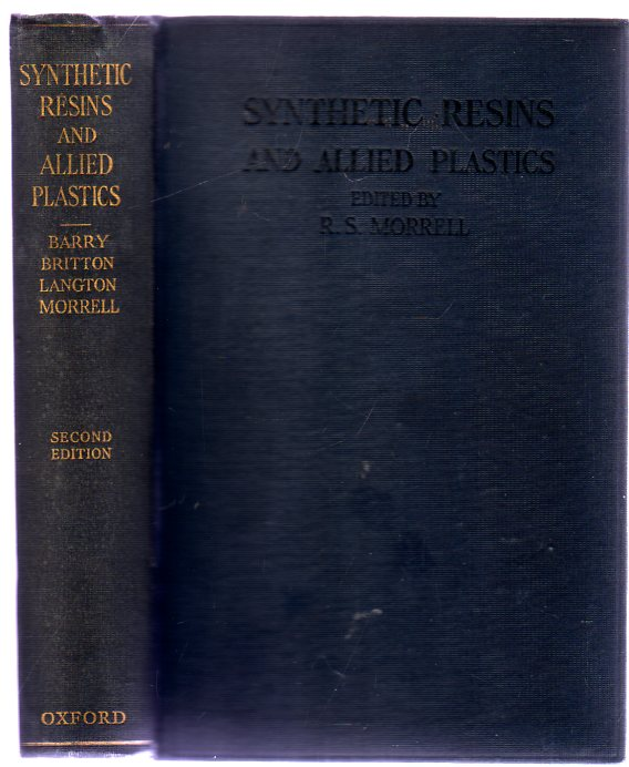 Image for Synthetic Resins and Allied Plastics