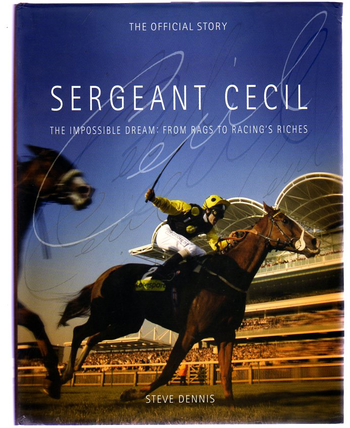 Image for Sergeant Cecil : The Official Story