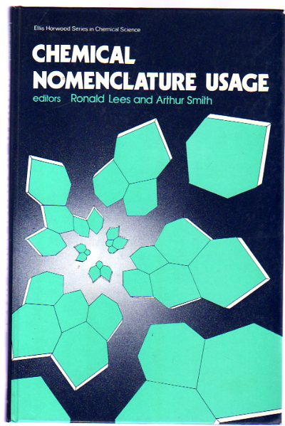 Image for Chemical Nomenclature Usage