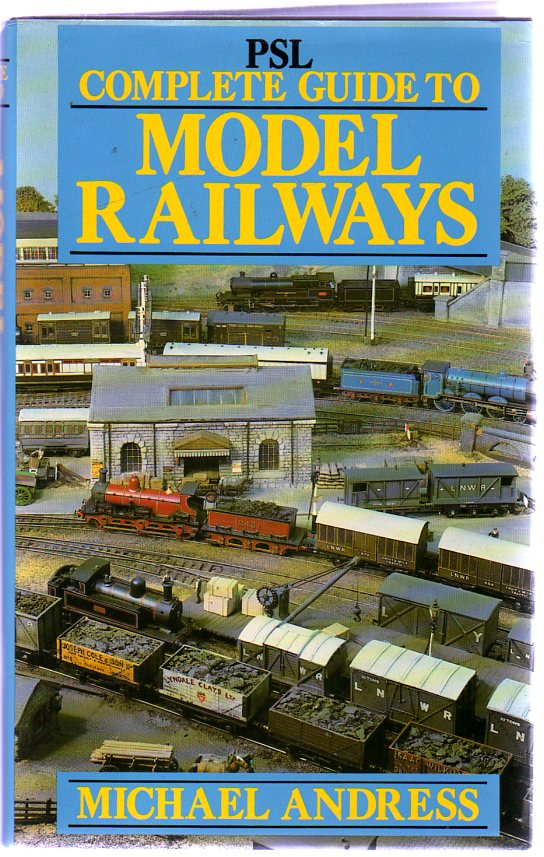 Image for PSL Model Railway Guide