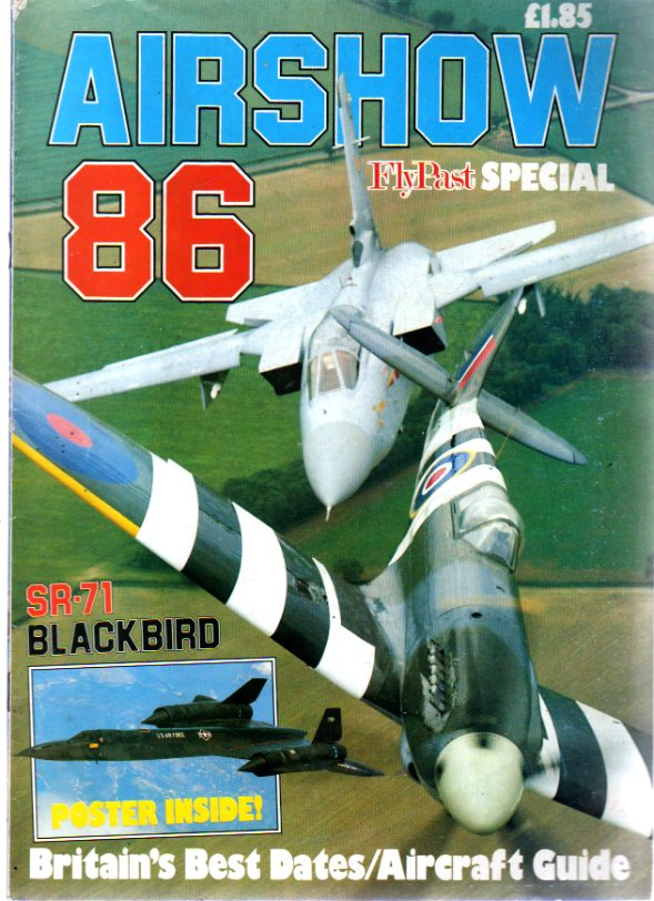Image for Airshow 86 - a Flypast Special