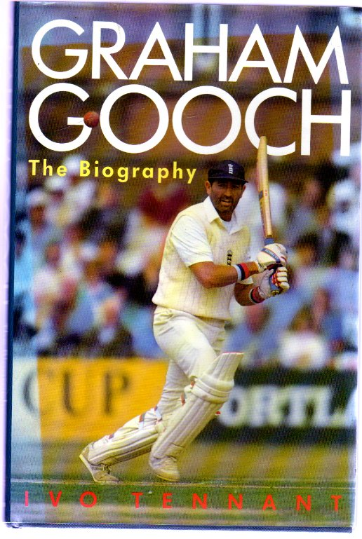 Image for Graham Gooch : The Biography