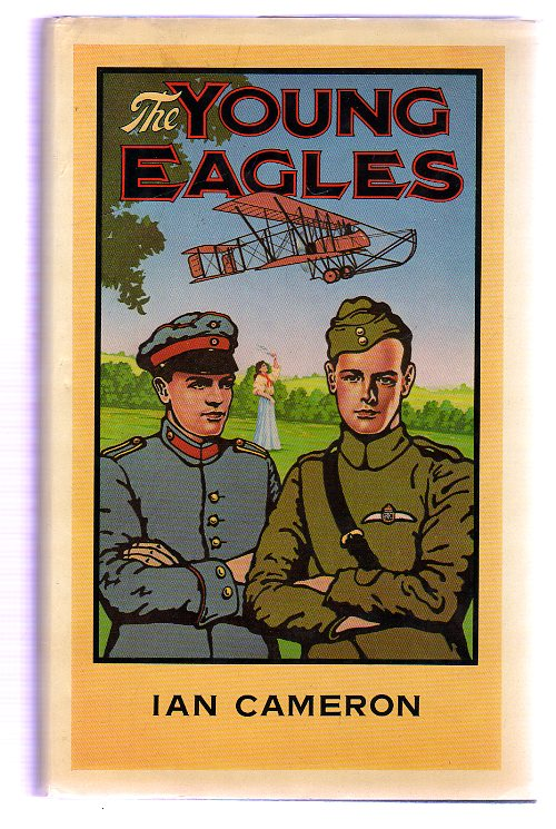 Image for The Young Eagles : A Novel